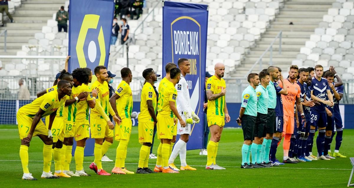 Ligue 1: Nantes – Bordeaux, les compos du derby de l'Atlantique sont là!