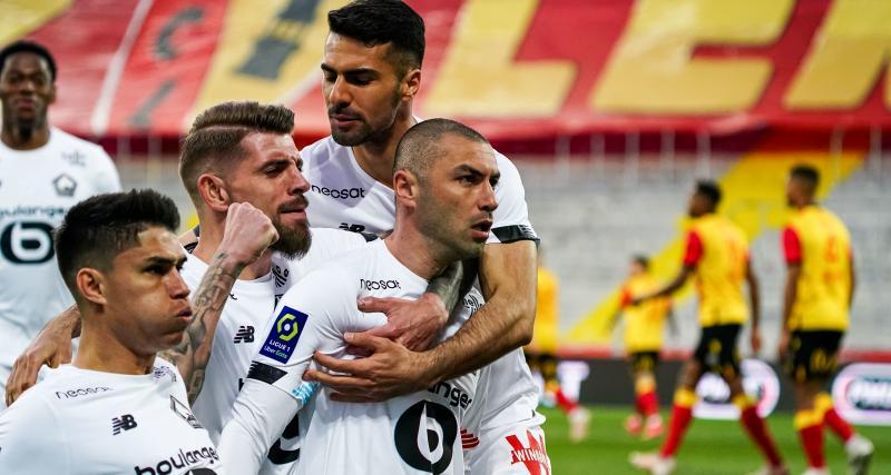 RC Lens – LOSC (0-3): les 5 acteurs clés du derby du Nord