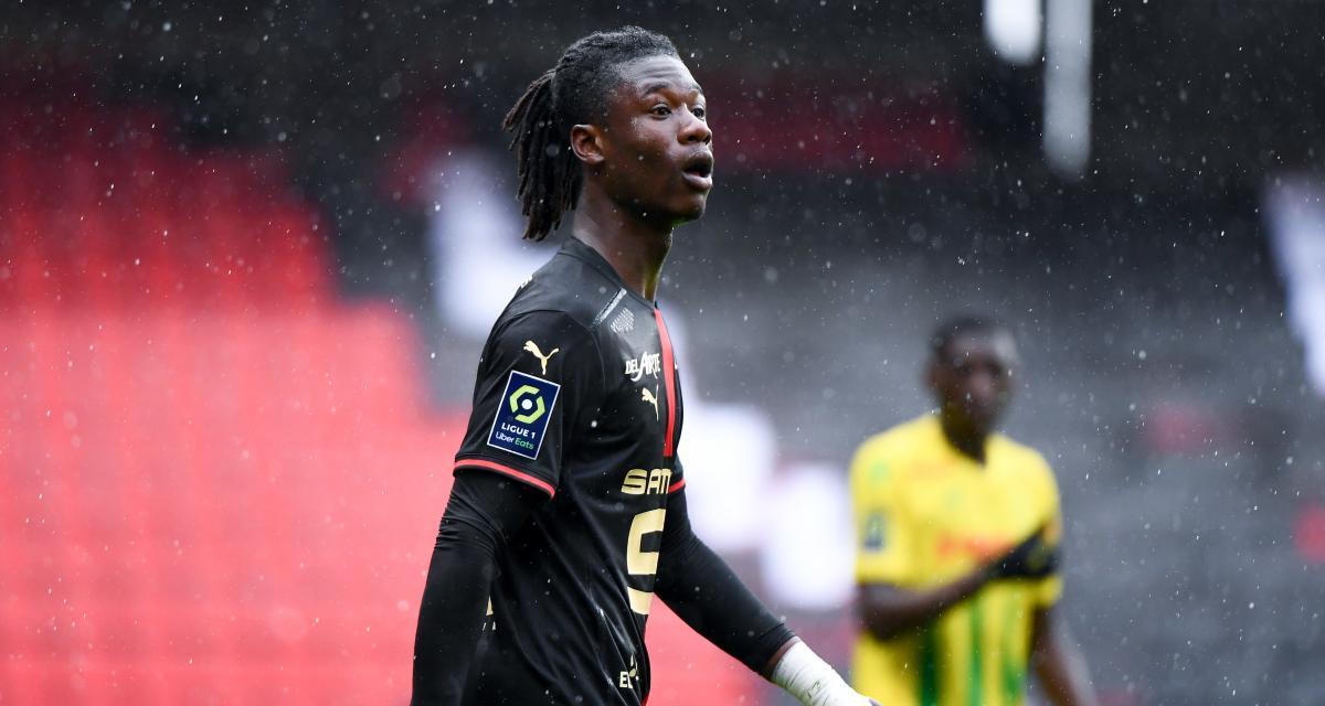 Stade Rennais: Eduardo Camavinga ne se cherche pas d'excuses pour sa saison
