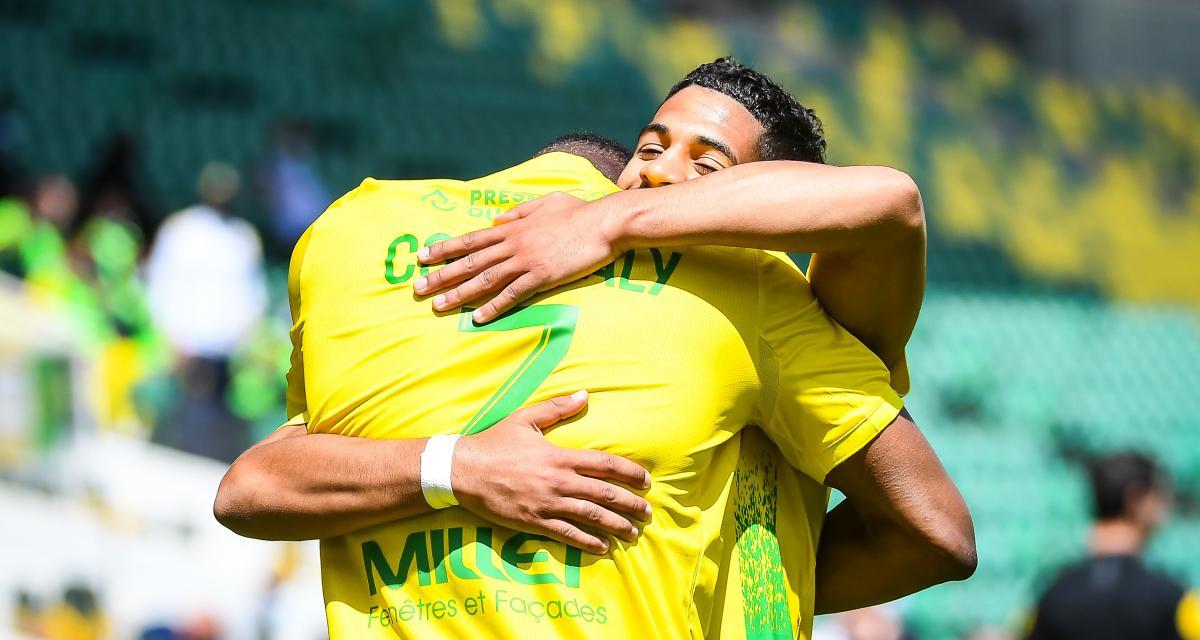 FC Nantes – Girondins (3-0): les 5 héros du derby de l'Atlantique