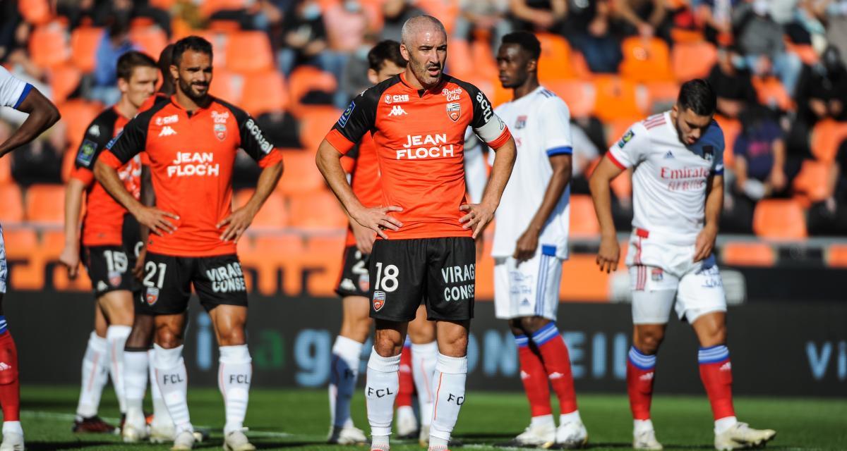 Ligue 1 : OL - FC Lorient, les compos sont là (Rudi Garcia a dû bricoler)