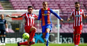 Résultat Liga : le FC Barcelone et l'Atlético Madrid dos à dos (mi-temps)