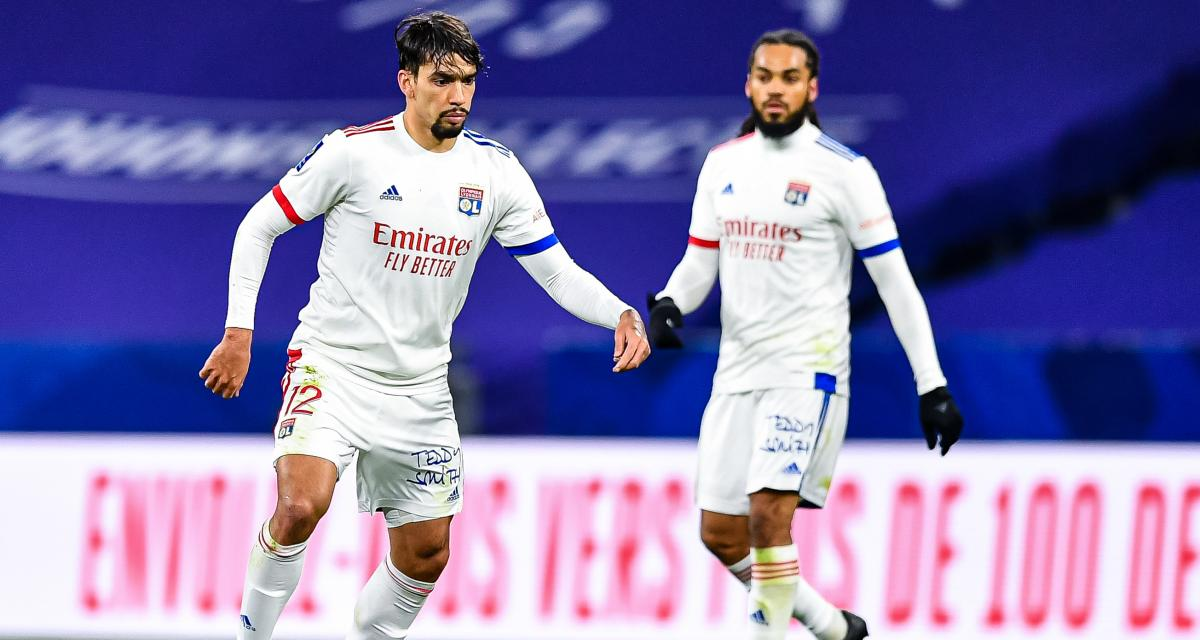 Résultat Ligue 1 : Lorient tient tête à l'OL (mi-temps)