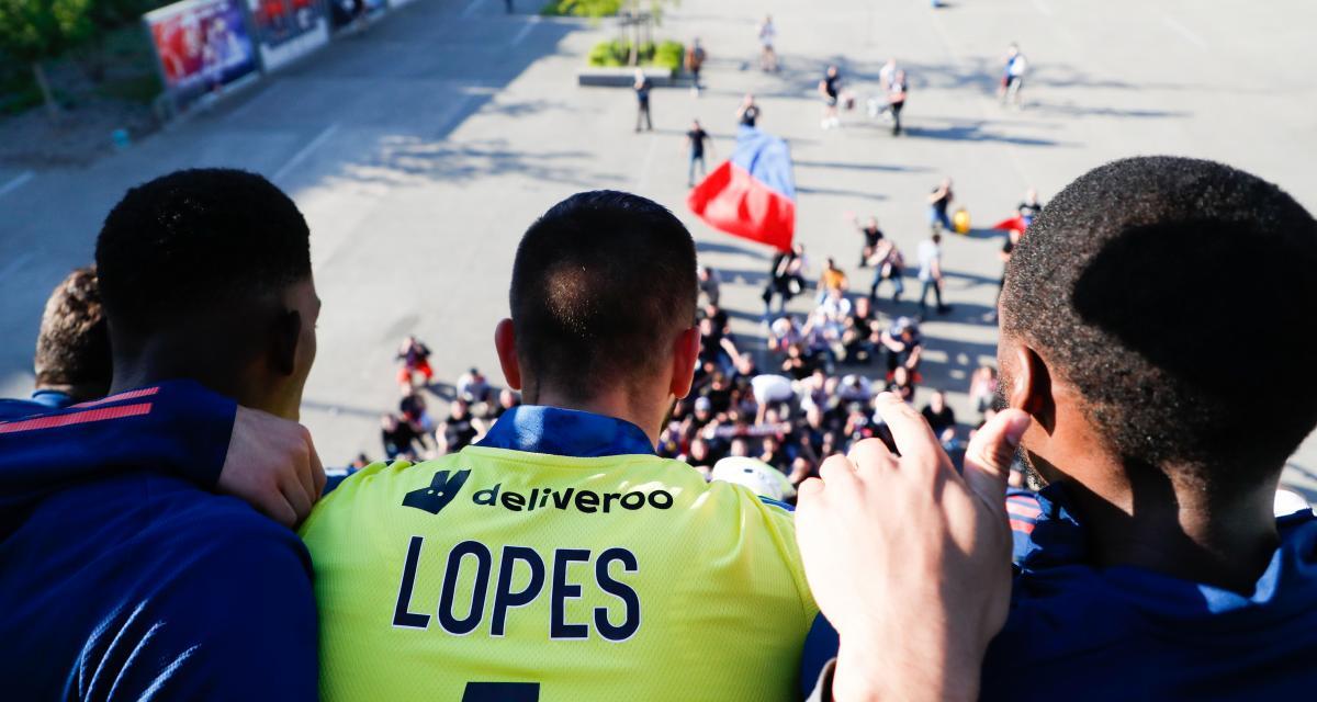 OL - FC Lorient (4-1) : le beau geste des Gones envers leurs supporters