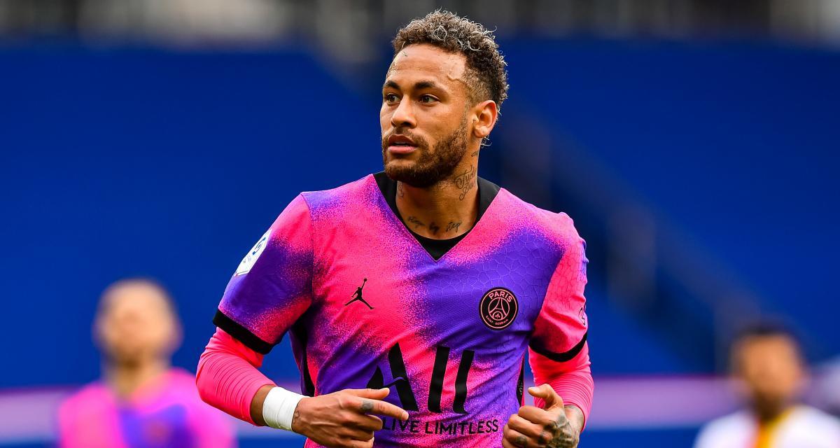 PSG : une clause surprenante révélée dans le nouveau contrat de Neymar