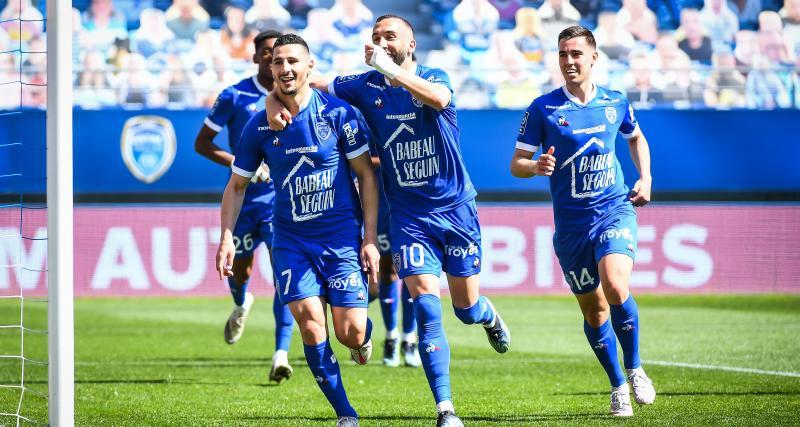 Résultats Ligue 2 : sacré champion, Troyes remonte en Ligue 1