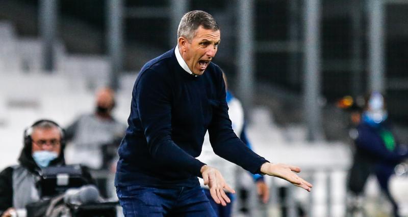RC Strasbourg : sans filtre, Laurey a listé les maux de son équipe