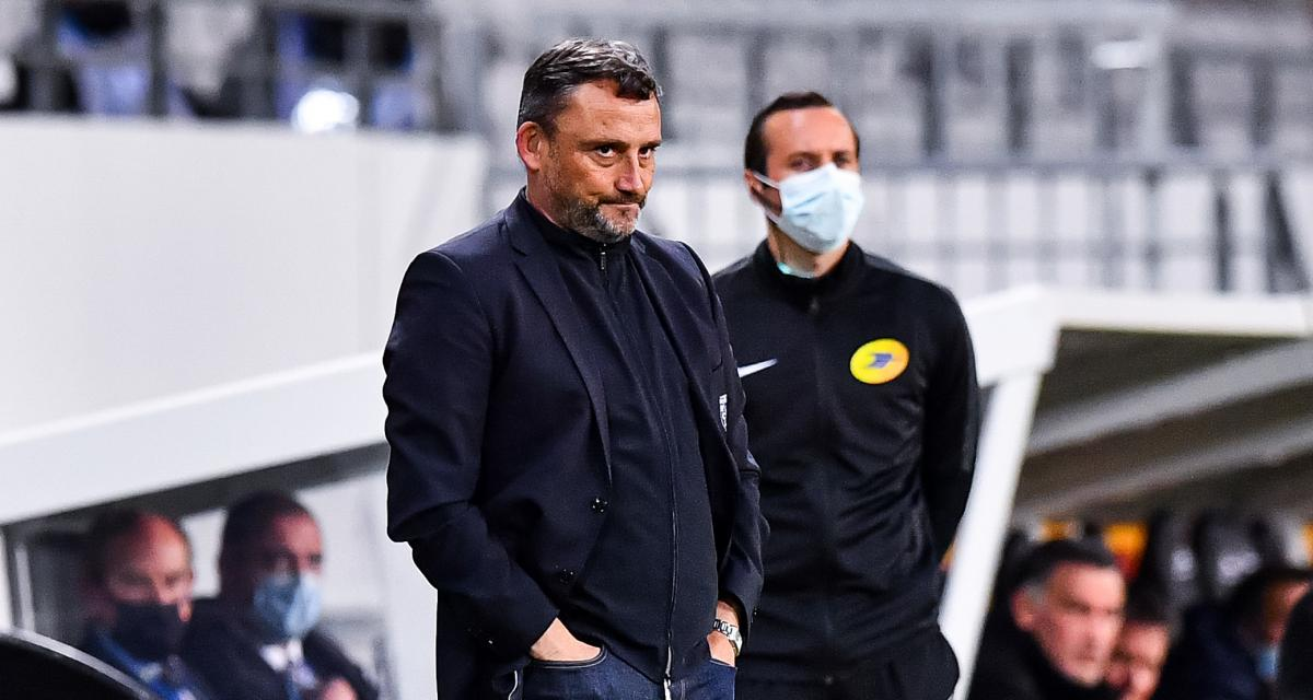 RC Lens : le derby a révélé un mal profond pour lequel Haise est impuissant