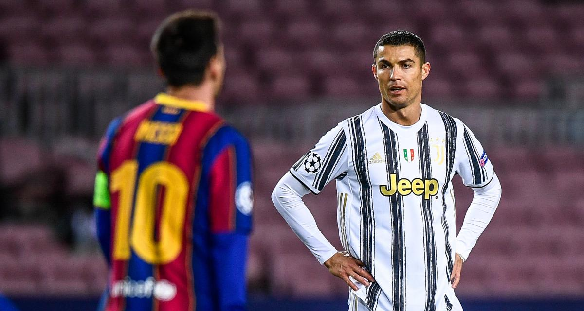 Juventus, FC Barcelone, Real Madrid - Mercato : Ronaldo avait voulu fuir Messi un an plus tôt !