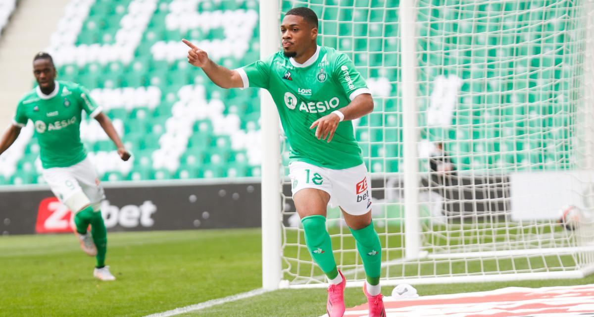 Résultat Ligue 1 : ASSE 1-0 OM (terminé)