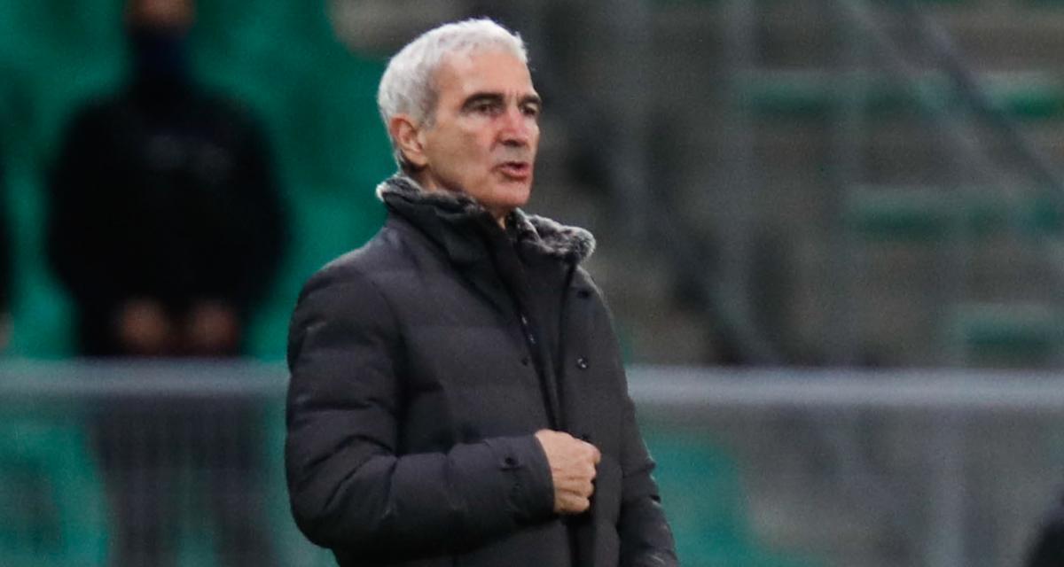 ASSE - OM (1-0) : Domenech prend Puel pour taper sur Longoria !