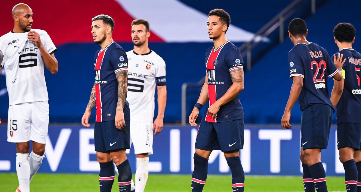 Ligue 1 : Stade Rennais - PSG, les compos sont tombées