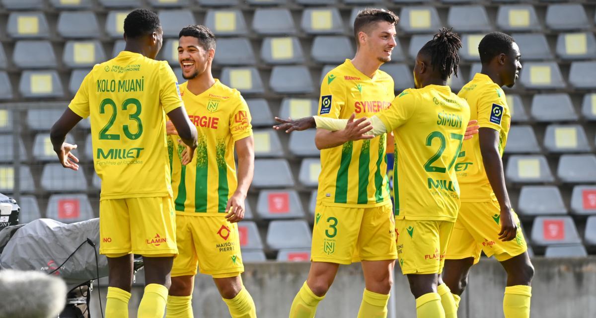 FC Nantes : les Canaris ont un atout en or dans la course au maintien