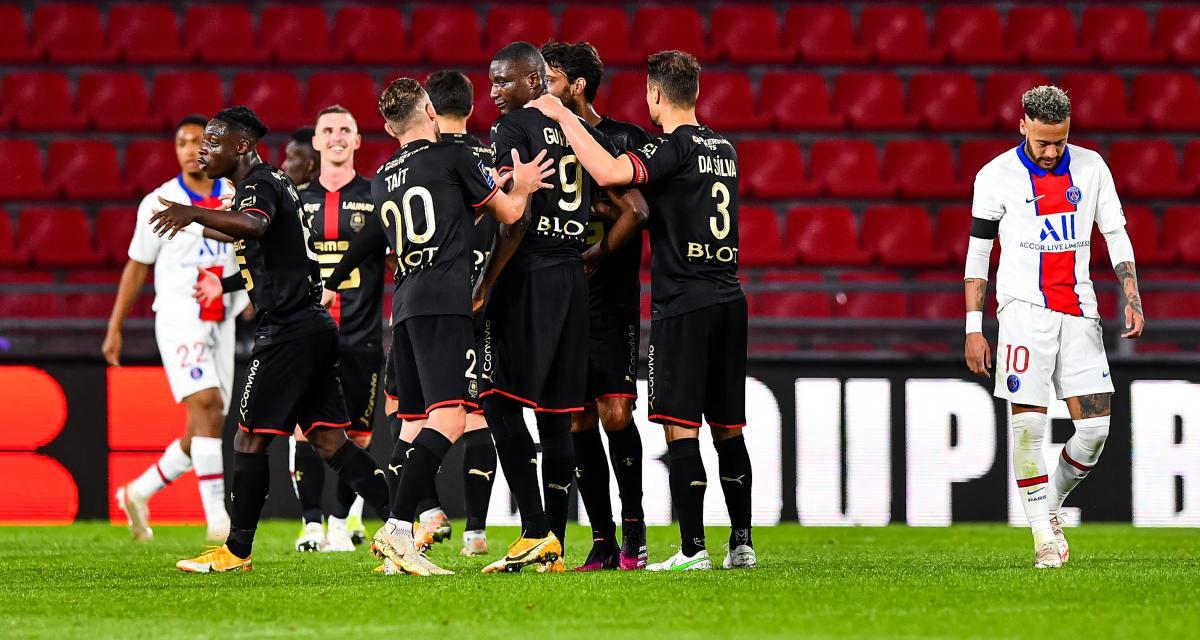 Stade Rennais - PSG (1-1) : les Tops et les Flops du faux pas des Parisiens dans la course au titre
