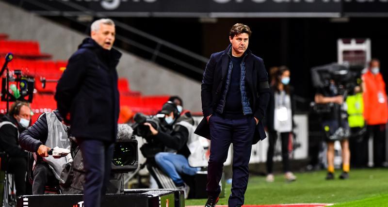 Stade Rennais – PSG (1-1): Pochettino annonce des décisions radicales, Genesio ne polémique pas
