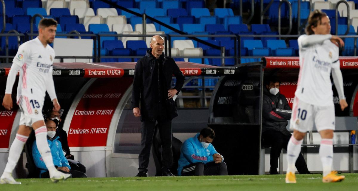 Real Madrid – FC Séville (2-2): le titre s'éloigne, Zinédine Zidane peste contre la VAR