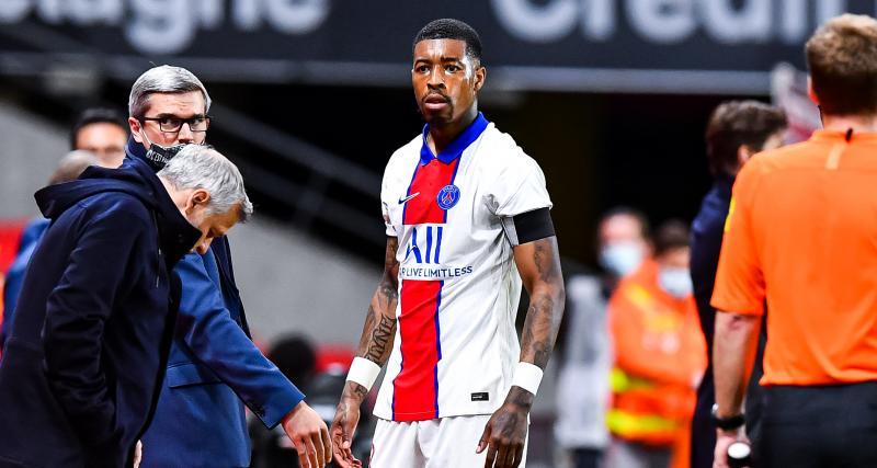 Kimpembe risque au moins 3 matchs de suspension