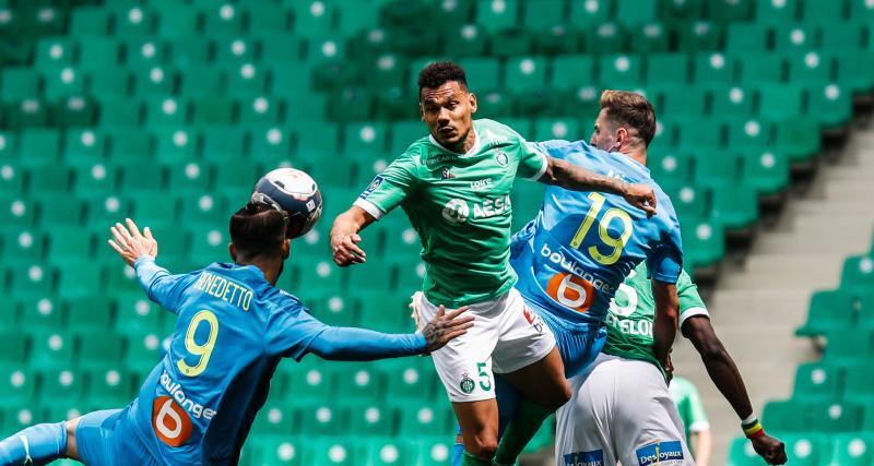 ASSE – OM (1-0) : le grand gagnant du match est identifié chez les Verts