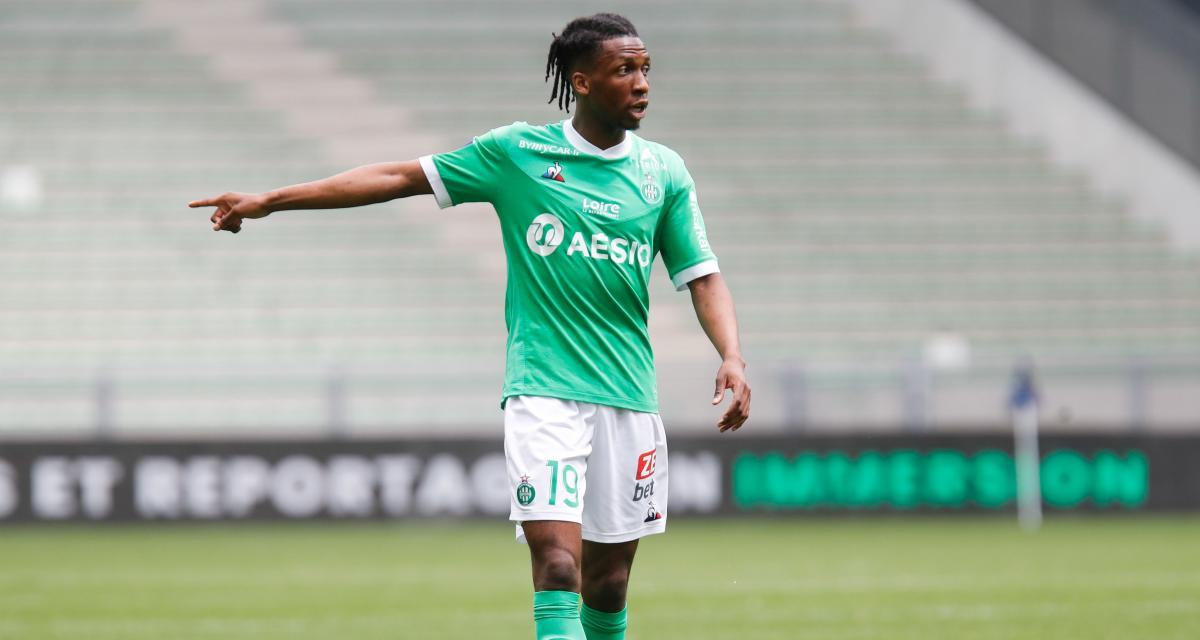 ASSE : sa saison, ses objectifs, le Cameroun, son avenir... Yvan Neyou en dit plus