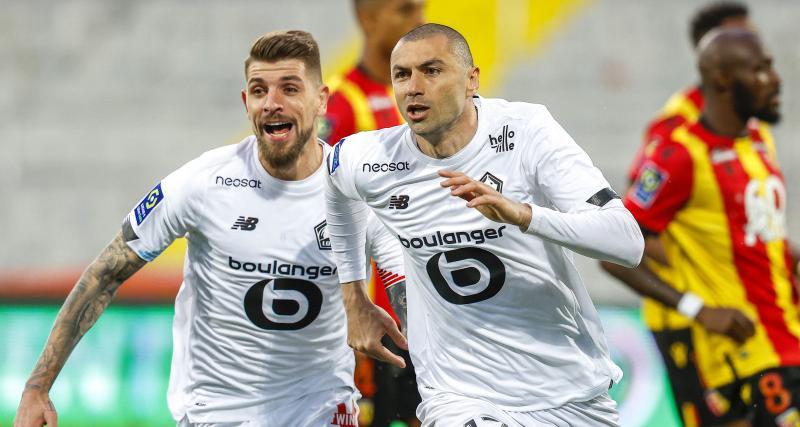 RC Lens – LOSC / L'oeil de Denis Balbir: «Ce Lille a provoqué la chance du champion»