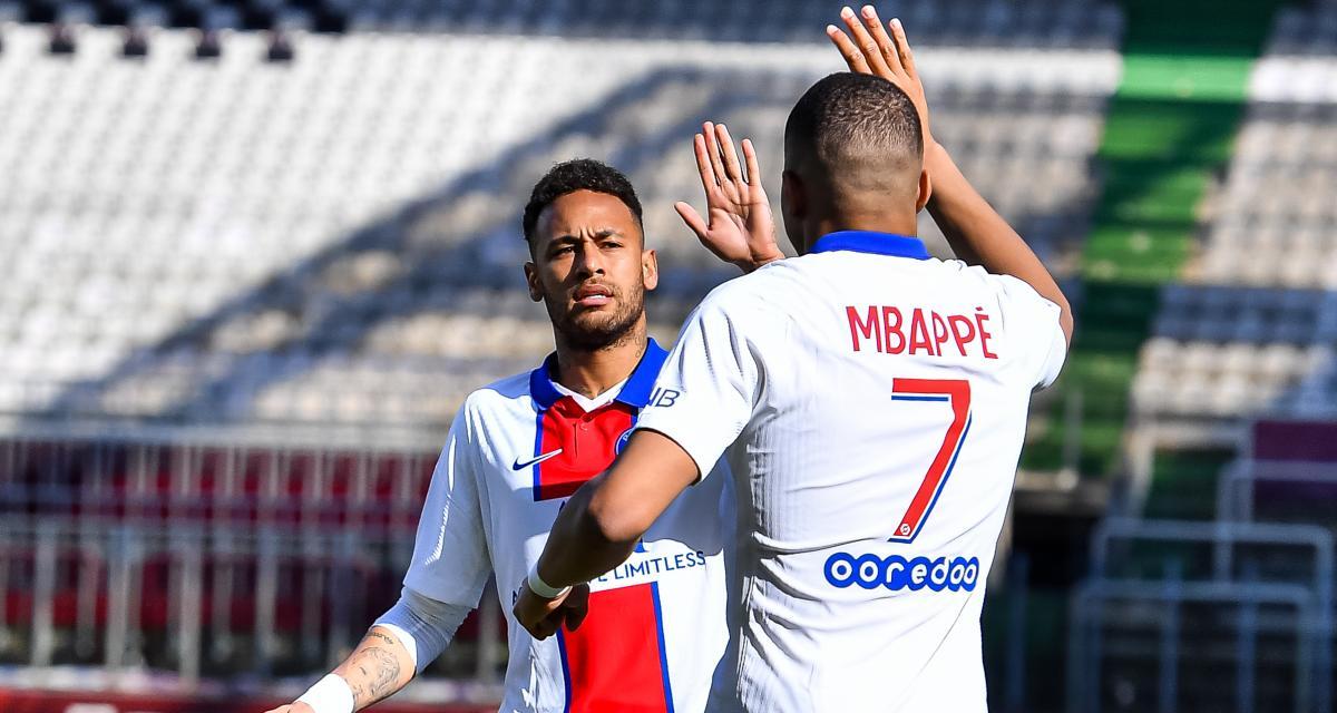 PSG – Mercato: une légende parisienne attend qu'Mbappé imite Neymar