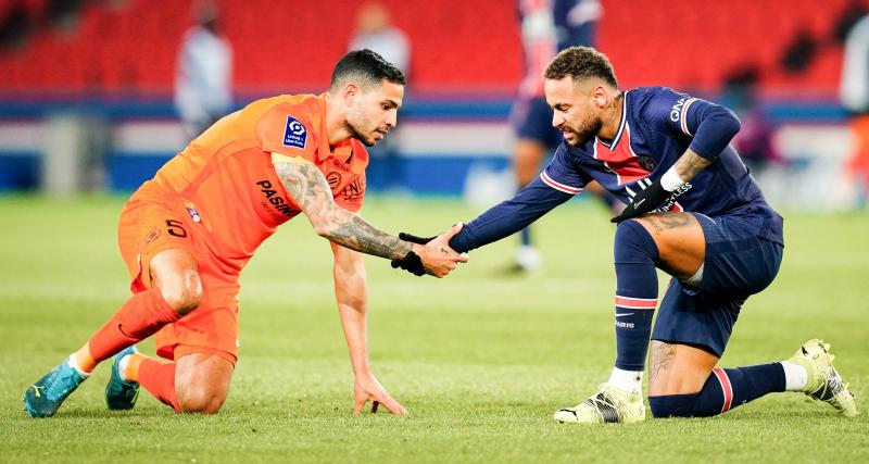Montpellier - PSG sur Eurosport 2