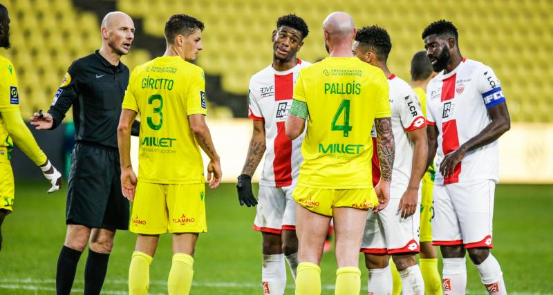 Dijon - Nantes sur Multisports 3