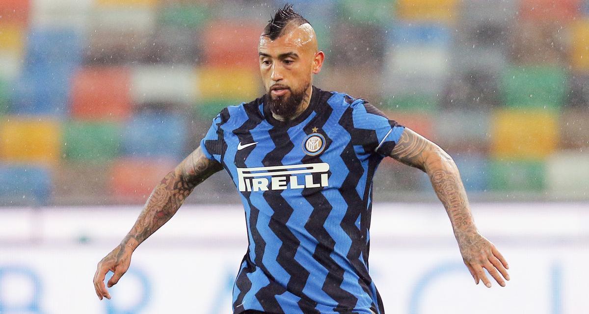 OM - Mercato : négociations en cours avec Arturo Vidal (Inter), déjà un rebondissement !