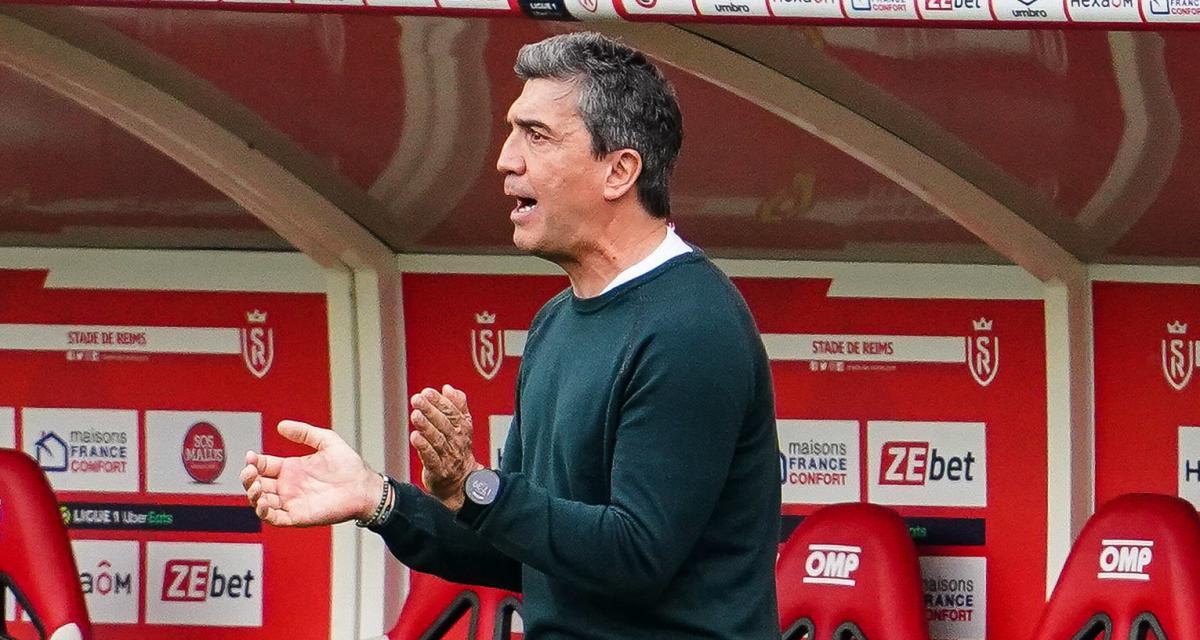 Stade de Reims : Guion a mis un coup de pression à 4 joueurs