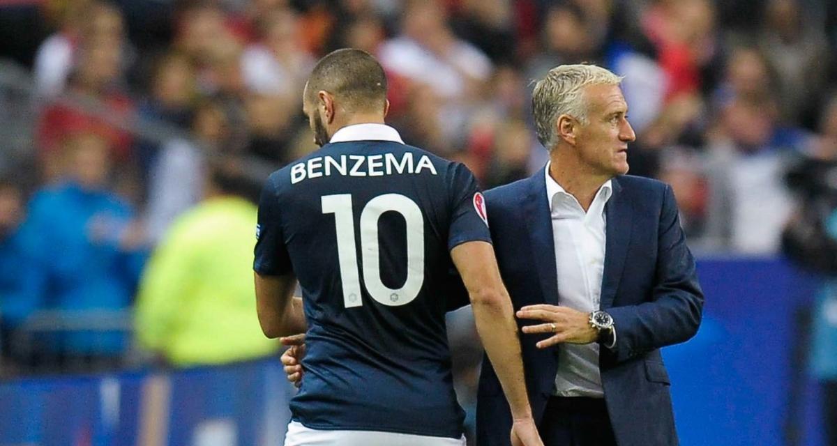 Real Madrid, Equipe de France: Deschamps s'explique pour la surprise Benzema