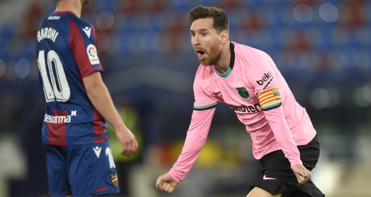 FC Barcelone, PSG - Mercato: le Barça récupère 500 M€, la folle promesse de Laporta à Messi se confirme