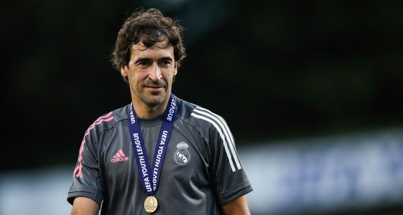 Raul va devoir trancher entre le Real Madrid … Et l'Eintracht Francfort