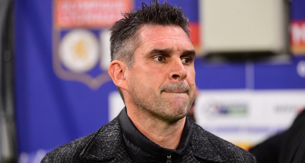 Girondins: Gourvennec retarde son come-back,les raisons sont connues!
