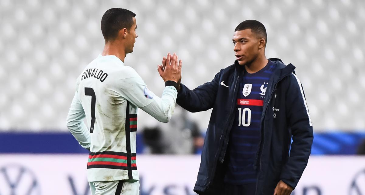 PSG: Cristiano Ronaldo lance un défi colossal à Mbappé et Haaland