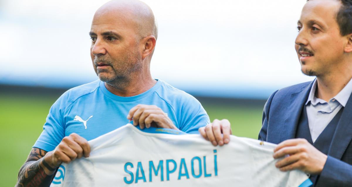 OM – Mercato: Marseille est prêt à faire sauter la banque pour la priorité de Sampaoli!