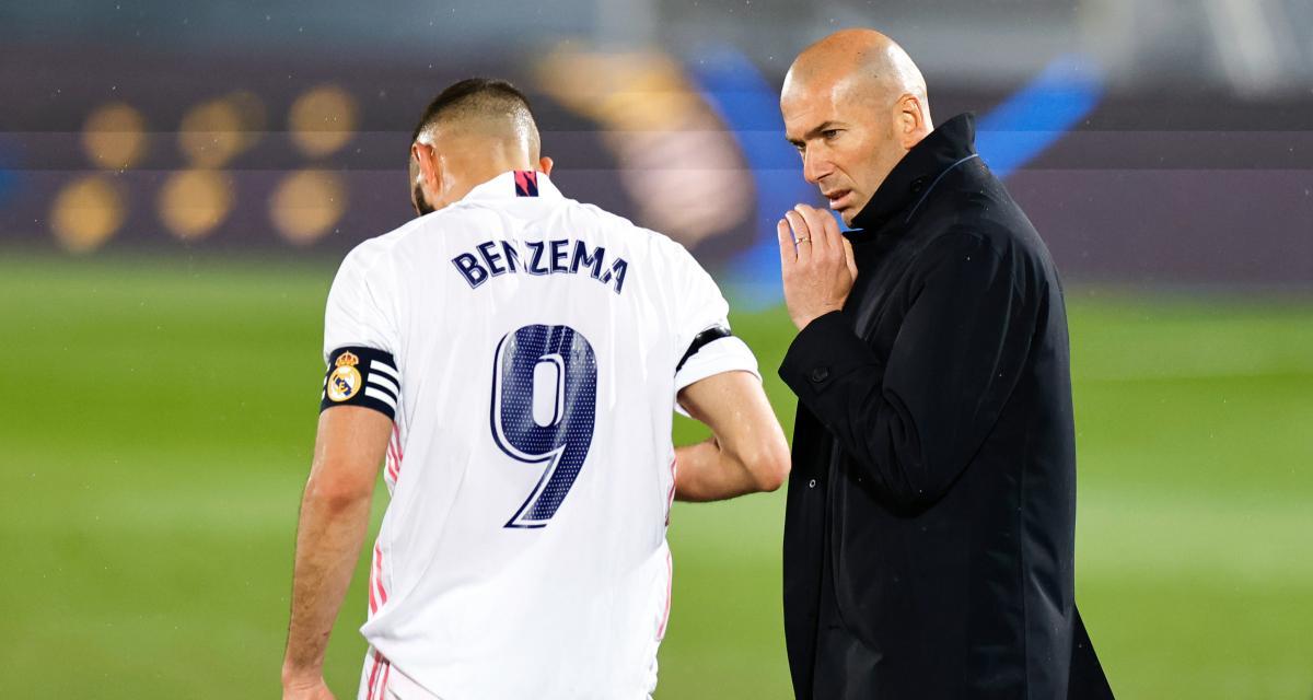 Real Madrid, Equipe de France: le véritable rôle de Zidane dans le come-back en Bleu de Benzema