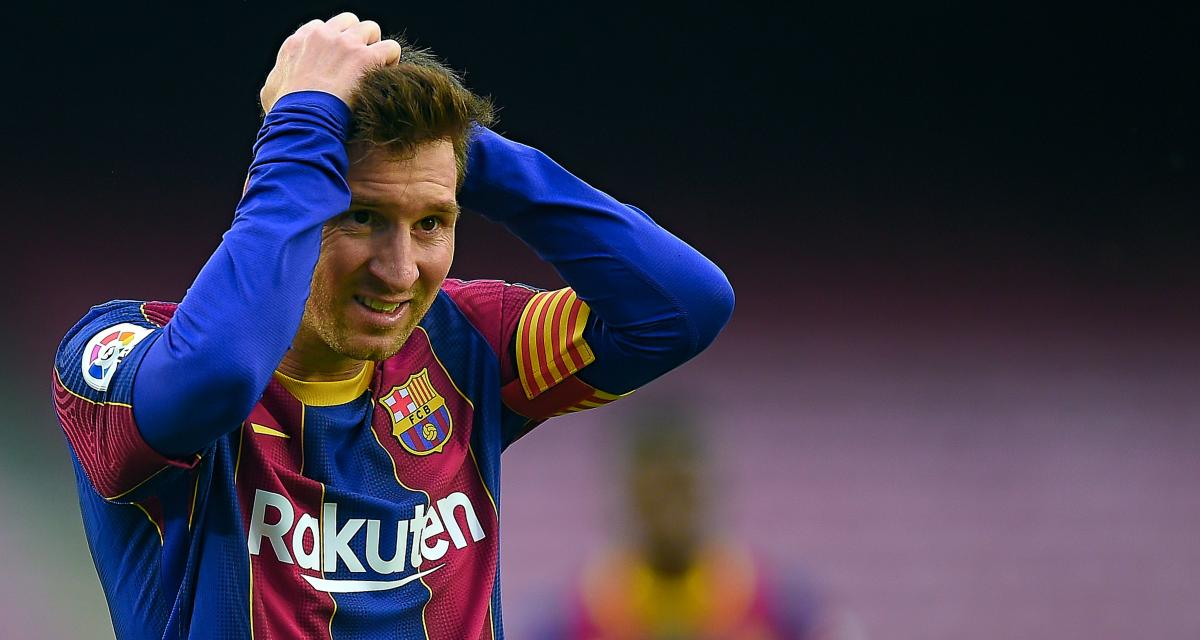FC Barcelone – Mercato: Laporta annonce sa révolution, le choix est fait entre Messi et Haaland
