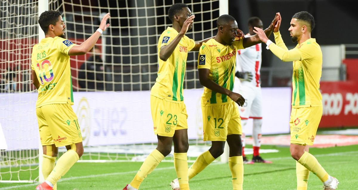 FC Nantes : Blas et Kolo Muani ont lavé un affront fait aux Canaris