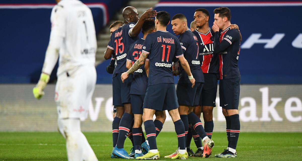 PSG : deux joueurs frappés par un gros coup dur