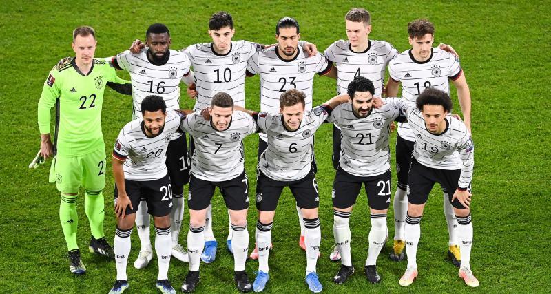 La liste de l'Allemagne pour l'Euro 2021
