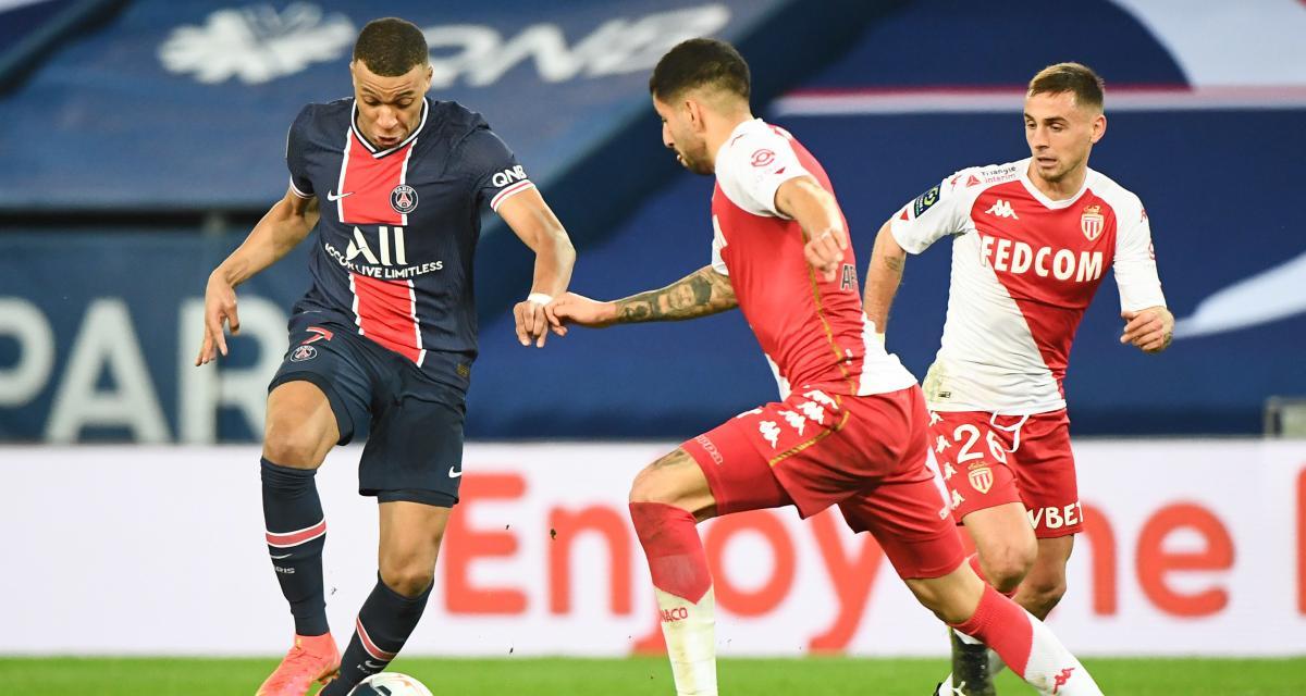 Coupe de France : AS Monaco - PSG, les compos sont tombées