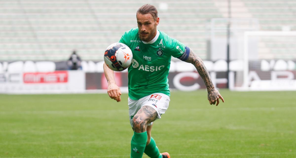 ASSE - Mercato : pas de prolongation pour Mathieu Debuchy !