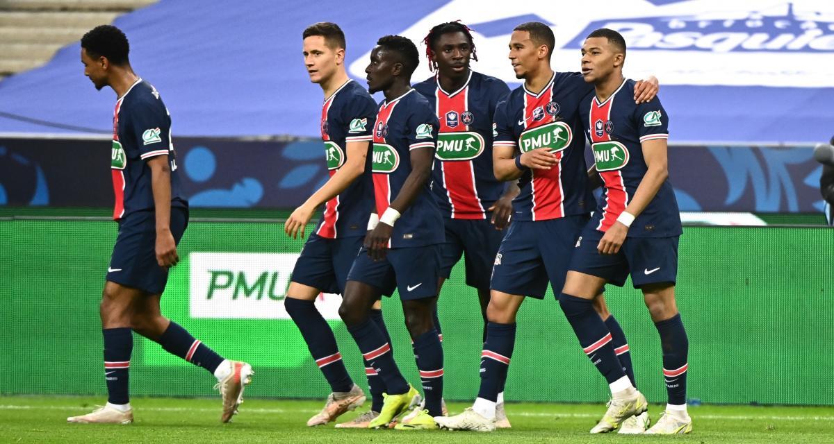 AS Monaco - PSG (0-2) : le PSG remporte sa compétition fétiche et prolonge son invincibilité en Coupe