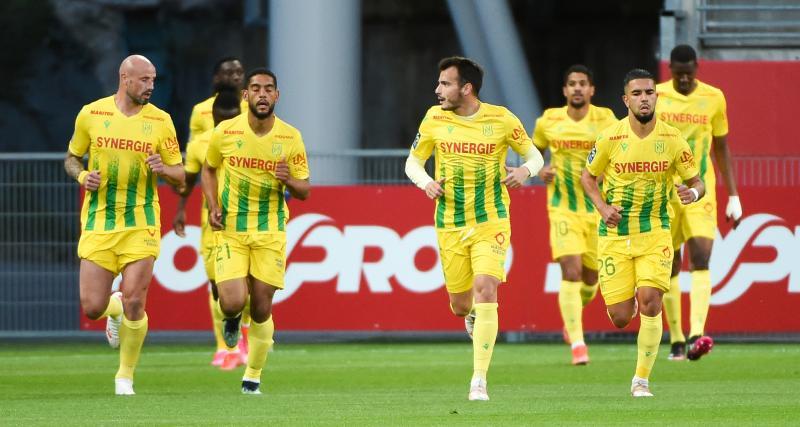Nantes - Montpellier sur Multisports 3