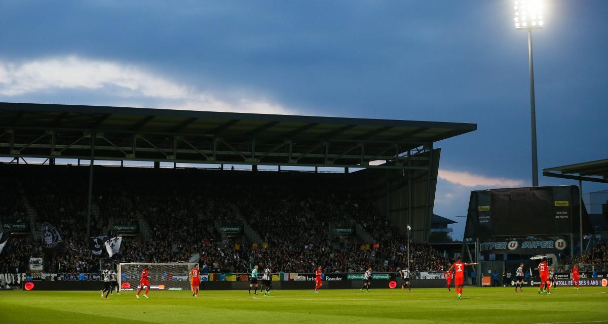 Angers - Lille : sur quelle chaîne voir le match ?