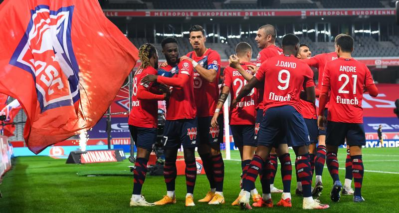 Angers - Lille sur Canal+Sport