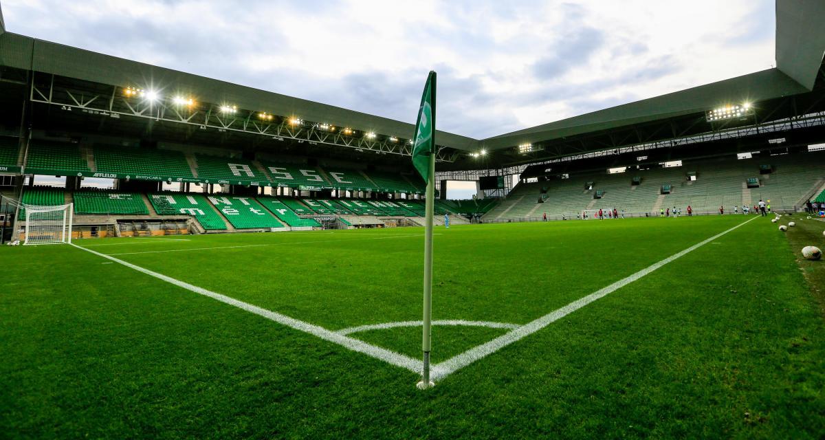 ASSE - Dijon : sur quelle chaîne voir le match ?