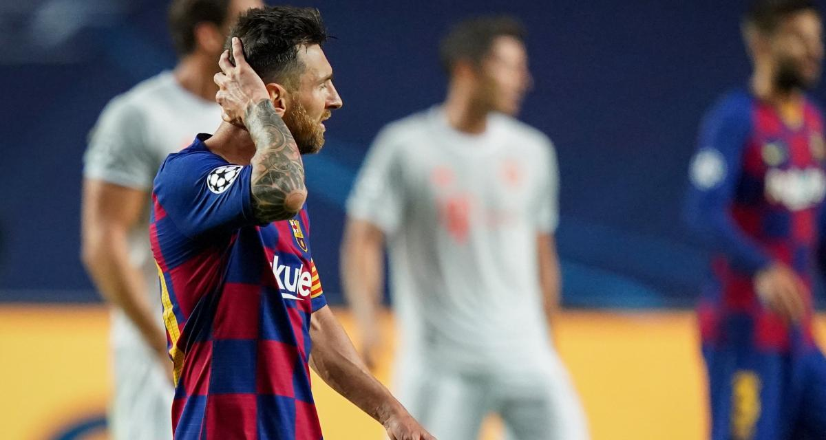 FC Barcelone - Mercato : le clan Messi le pousse très fort au PSG !