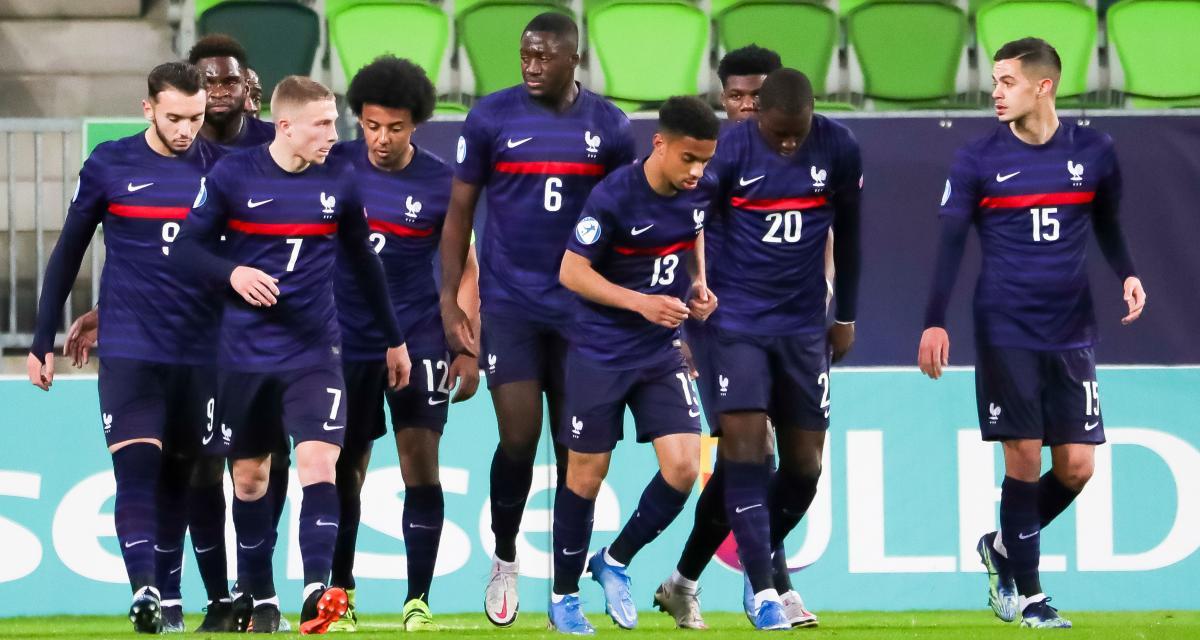 FC Nantes, PSG, LOSC, OL, Stade Rennais : la liste des Espoirs pour l'Euro 2021 dévoilée