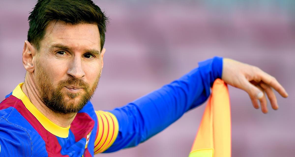 Les infos du jour: Messi va trancher, le Mercato de l'OM s'affole,le cas Hamouma reste flou à l'ASSE
